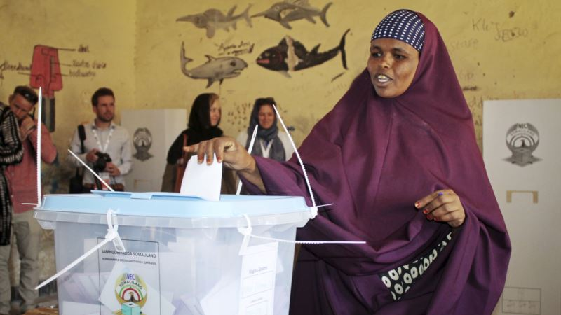 To Improve Trust in Its Elections, Somaliland Goes High-tech