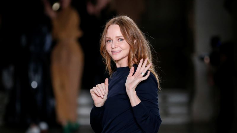 Stella McCartney Helps Redesign Climate-friendly Fashion