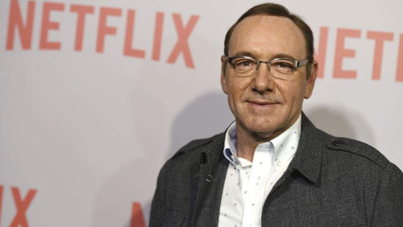 Netflix Cuts All Ties with Actor Kevin Spacey