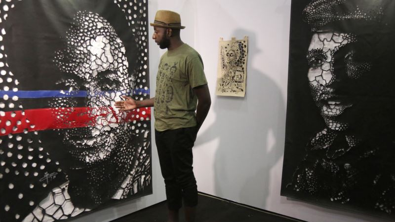 Africa's Most Populous City Aims to Become Art, Design Hub