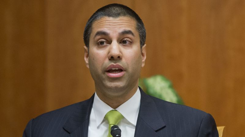 FCC Chairman Sets Out to Repeal 'Net Neutrality' Rules