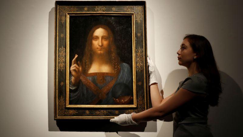 Controversial Da Vinci is New York Auction Season Star