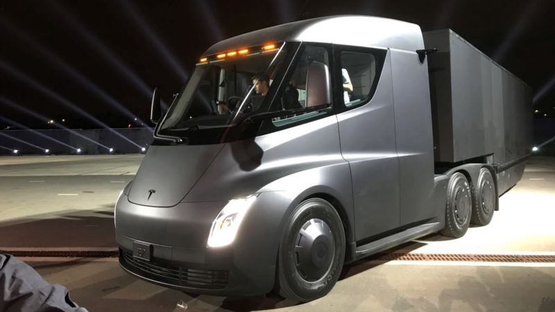 Tesla Adds Big Trucks to Its Electrifying Ambitions