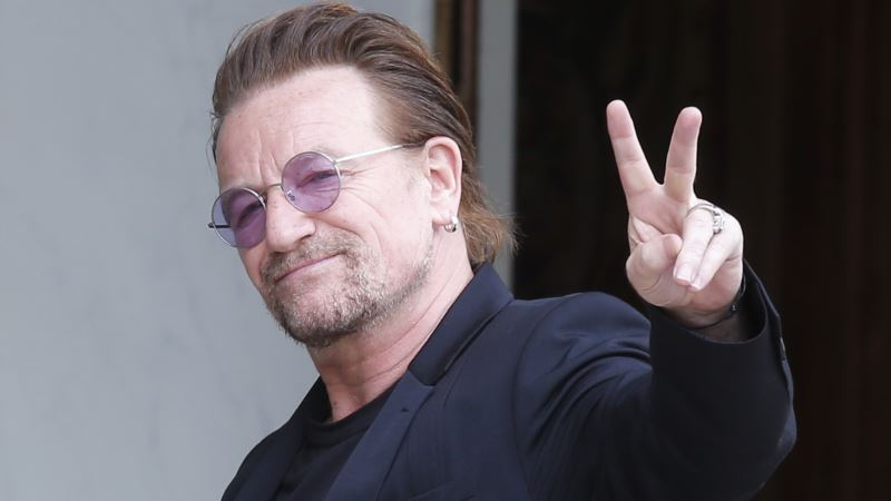 Bono Will Break U2's Pledge Against Golf for AIDS Charity