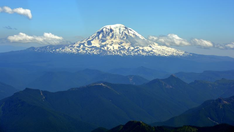 Majestic Mountains of Washington State