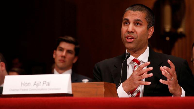 FCC's Pai, Addressing Net Neutrality Rules, Calls Twitter Biased
