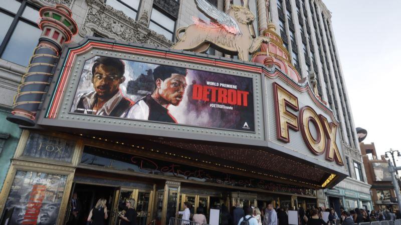 Hollywood Spotlights Racial Tensions in America