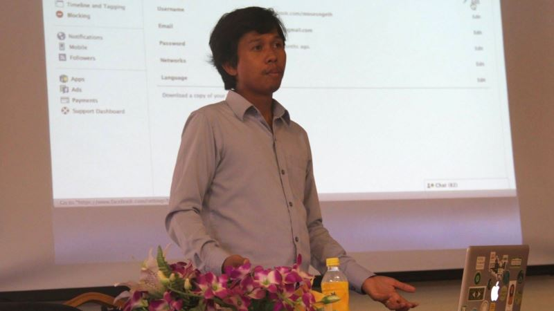 Cambodian Netizens Face New Risks as Government Tightens Online Controls