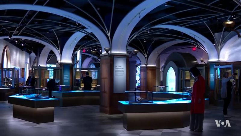 New, Controversial Bible Museum Opens in Washington
