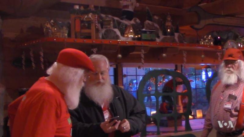 The Art of Becoming Santa
