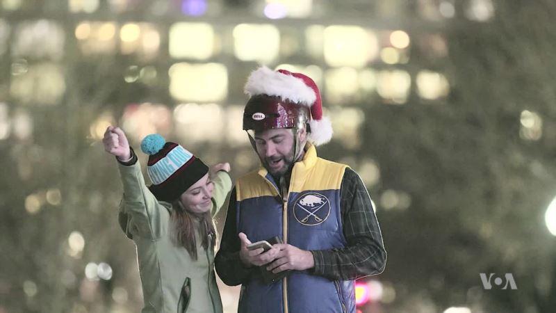 How a Ukrainian Folk Chant Became the Theme of American Christmas