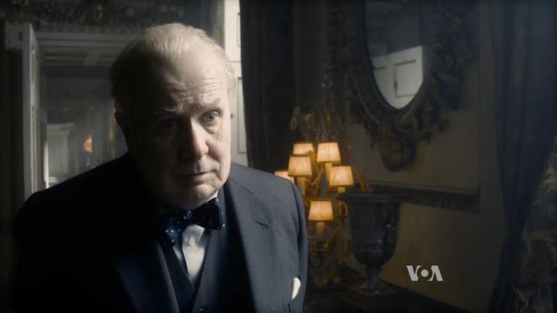 Winston Churchill Confronts 'Darkest Hour' in Fight Against Nazism