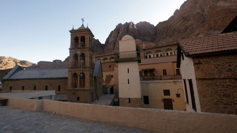 Egypt Reopens Ancient Library at St. Catherine Monastery