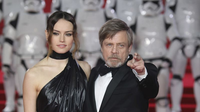 'Star Wars: The Last Jedi' Mostly Finds Its Force With Critics