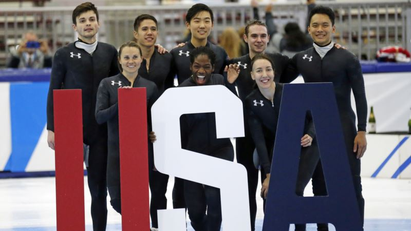 First African-American Woman Joins US Olympic Speedskating Team