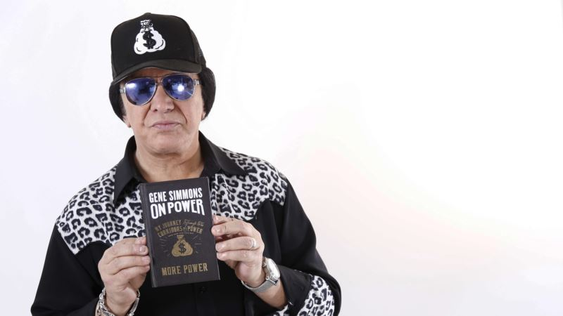 With a Small Book, Gene Simmons Ready to Make You Rich