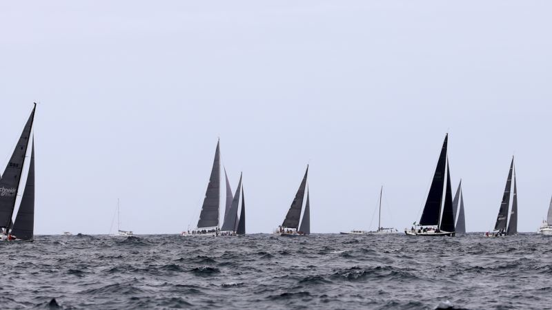 Chinese Crew Joins Famous Race from Sydney to Hobart