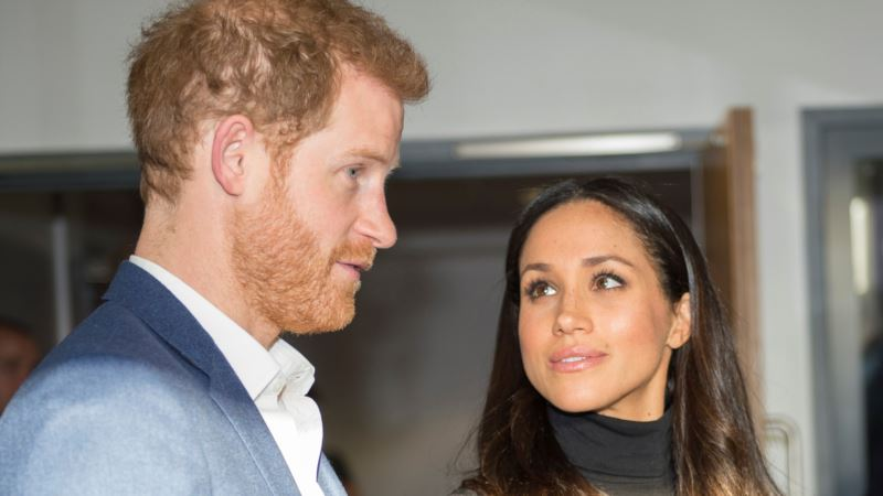Britain's Prince Harry to Marry Meghan Markle on May 19