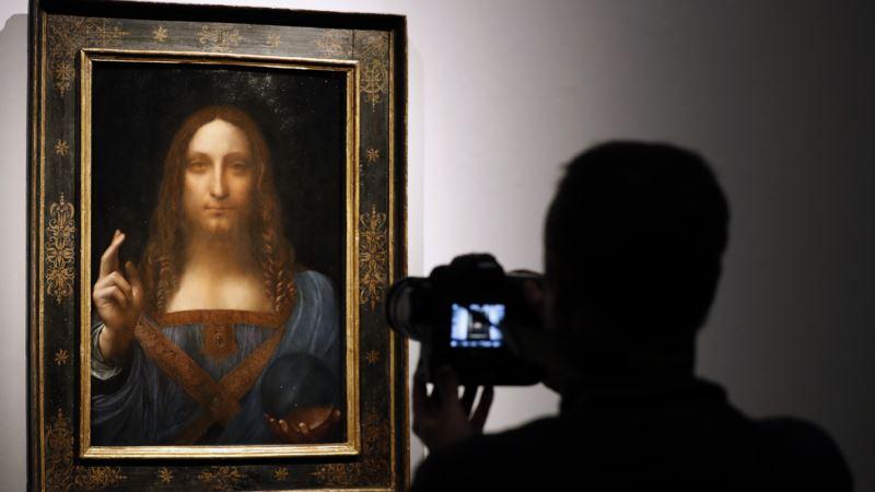 Christie's: Abu Dhabi to Acquire Leonardo da Vinci's 'Salvator Mundi'