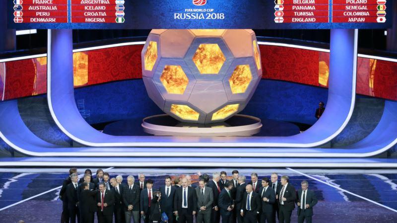 Beleaguered World Cup Gets Dreary Opener: Russia-Saudi Arabia