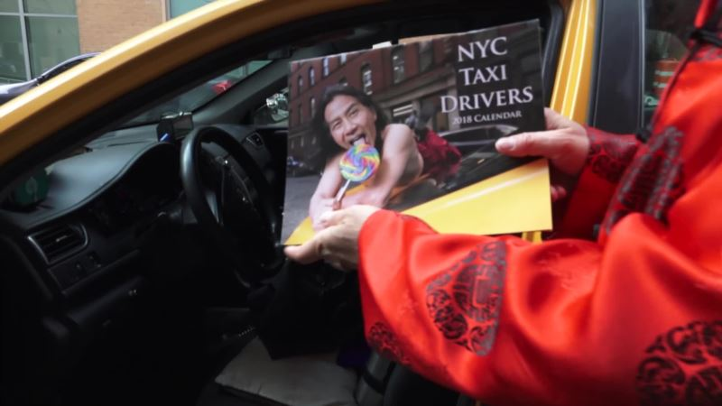 Is It Hot in Here, or Is It New York's 2018 Taxicab Models?