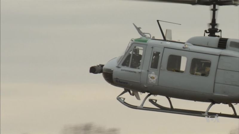 Military Moves Toward Autonomous Aircraft