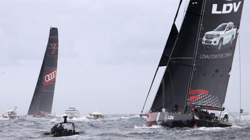 After Protest, Australian Yacht Comanche Takes 1st Place in Sydney to Hobart Race