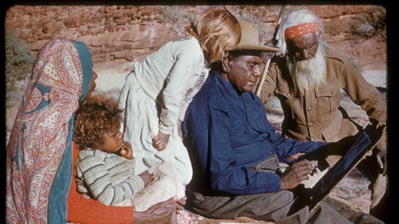 Aboriginal Masterpiece in Australia to Raise Money For Kidney Patients