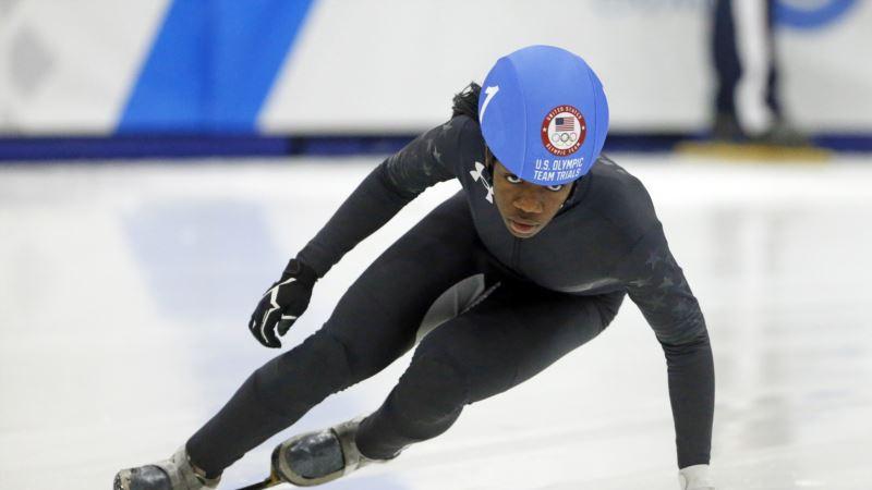 Ghana-born Teen is First African American Woman on US Olympic Speedskating Team
