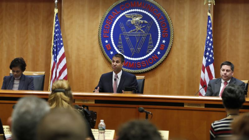FCC Scraps Net Neutrality Rules in US