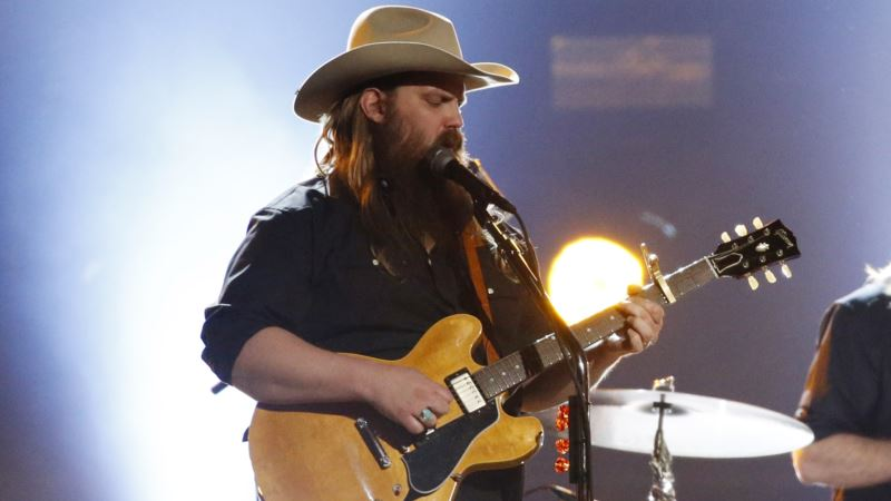 Chris Stapleton's Bold But Simple Plan: To Put Music First