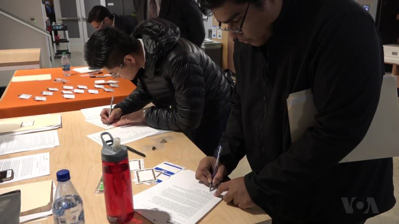 Silicon Valley Job Fair Caters to New Immigrants, Refugees