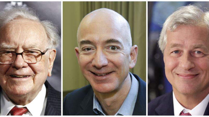 Amazon Wades Into Health Care With Berkshire, JPMorgan