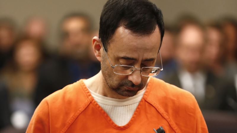 Three USA Gymnastics Board Members Resign in Wake of Sex Abuse Scandal