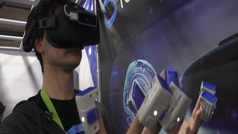 Touching Objects in Virtual Reality Is Now Possible
