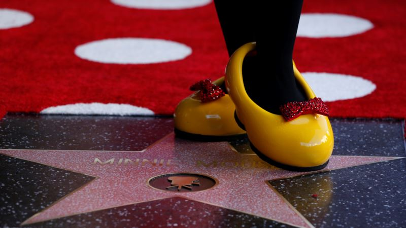 After 90-year Wait, Minnie Mouse Gets Her Hollywood Moment