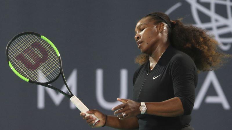 No Australia Open for Defending Champion Serena Williams