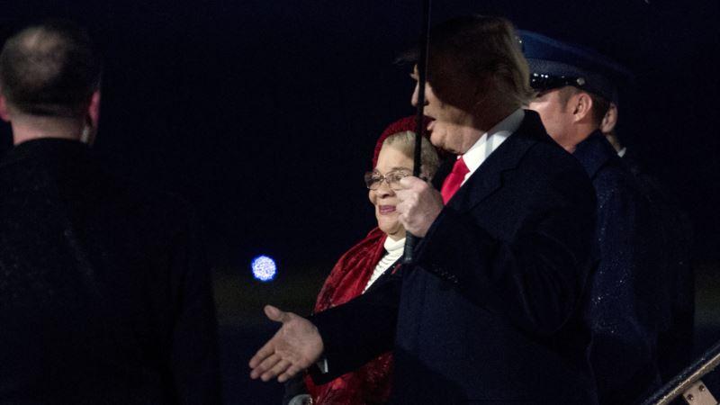 Trump Signs Bill Expanding Atlanta Park Honoring King