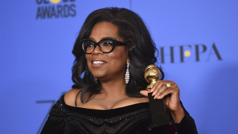 Oprah for President? Twitter Fans Make The Case