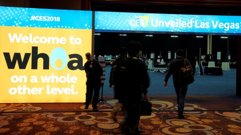 Entrepreneurs Flock to Las Vegas for Giant Consumer Electronics Show