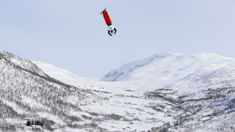 Unlikely Rivalry in Aerials Set to Continue at Pyeongchang Olympics