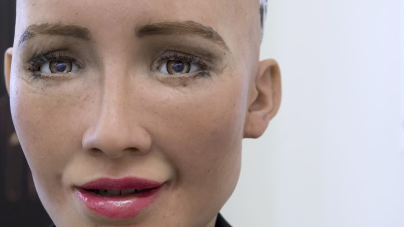 Lifelike Robots Made in Hong Kong Are Meant to Win Over Humans