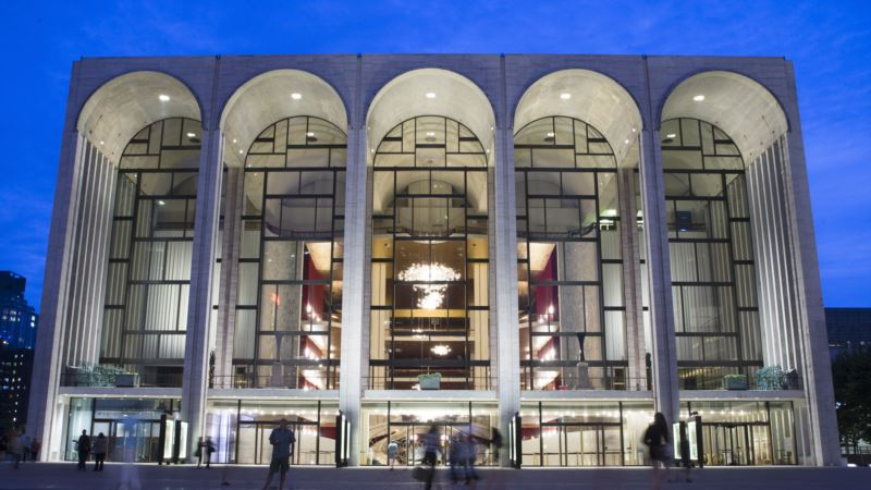 Film on New York's Met to Include Price Interview