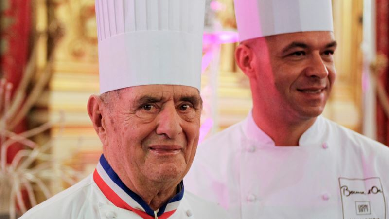 Legendary Chef of Chefs Bocuse Dies at 91