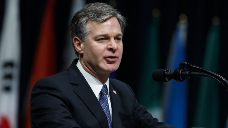FBI Chief Calls Unbreakable Encryption 'Urgent Public Safety Issue'