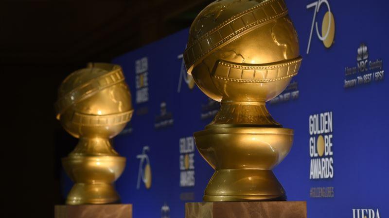 Women in Black Put Gender Inequality in Golden Globes Spotlight