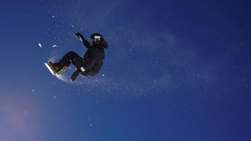 Big Air Snowboarding Looks to Thrill on Olympics Debut