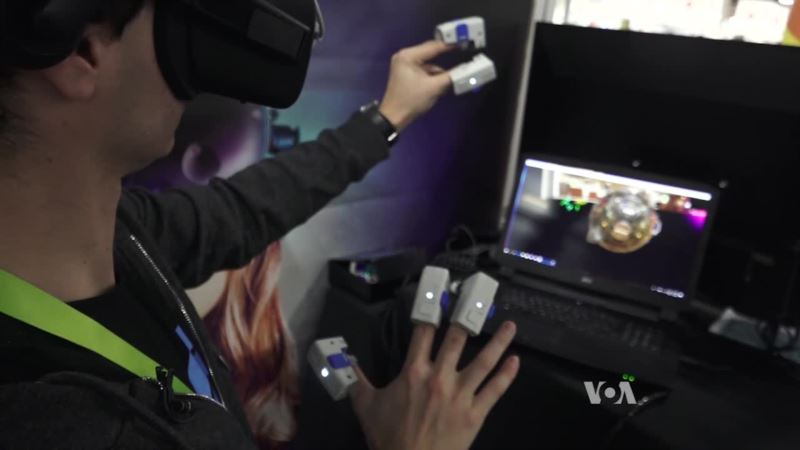 Touching Objects in Virtual Reality Now Possible