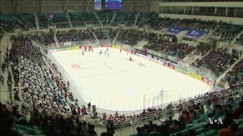 South Korea's Women's Ice Hockey Team May Include North Korean Players