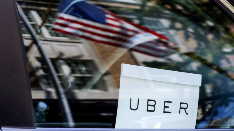 To Get a Ride, Uber Says Take a Walk